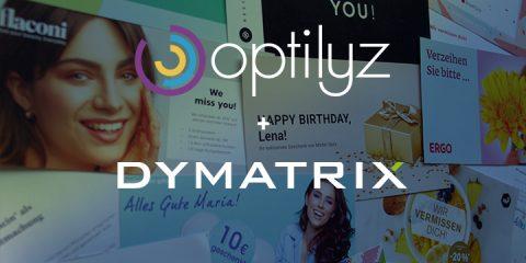 DYMATRIX Webinar Printkommunikation mit optilyz
