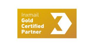 PIA DYMATRIX ist Inxmail Gold Partner