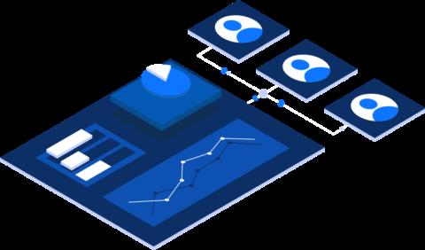 DYMATRIX Customer Insights Dashboards teilen: Analysen exportieren und mit Team teilen