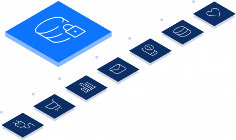DYMATRIX Customer Data Platform: Integration aller First-Party-Daten