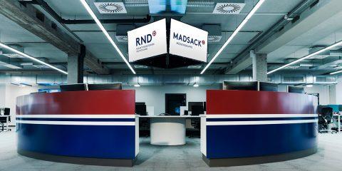 PIA DYMATRIX Success Story: MADSACK Mediengruppe