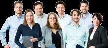 PIA DYMATRIX Services: Unser Expertenteam