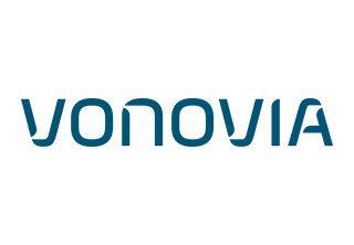 PIA DYMATRIX Kunde: Vonovia Logo